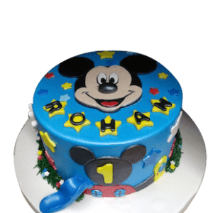 Mikey-Mouse-Cake